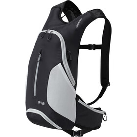 Shimano Rokko 12 Backpack 12l, black/gray